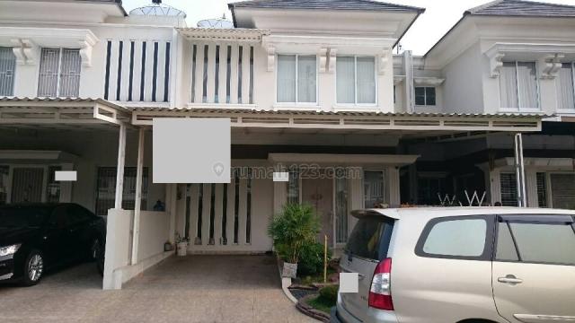 Rumah dijual 4 kamar hos2568619 for Casa jardin daan mogot harga