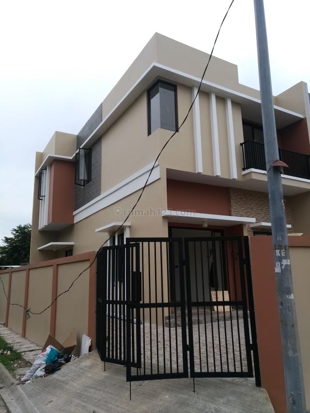 Rumah Hook di Metland Puri, Metland Puri, Jakarta Barat