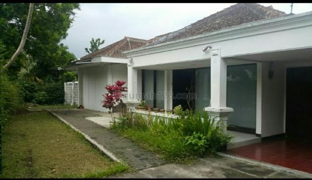 Rumah Antik Terawat Siap Huni Kawasan Elit Setiabudi Bandung, Setiabudi, Bandung