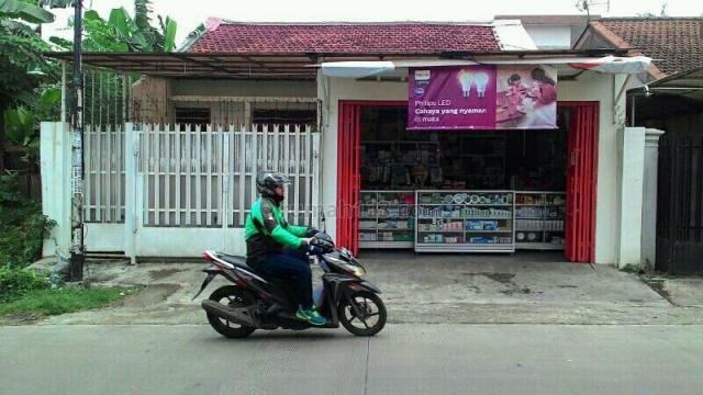 Rumah di kawasan Bintaro Jaya-rn, Bintaro, Jakarta Selatan