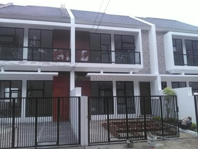 Rumah dijual 2 lantai, 3 kamar hos2575272 | rumah123.com