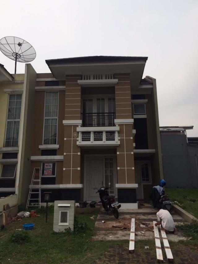 Rumah Siap huni The Green BSD Serpong, Serpong, Tangerang