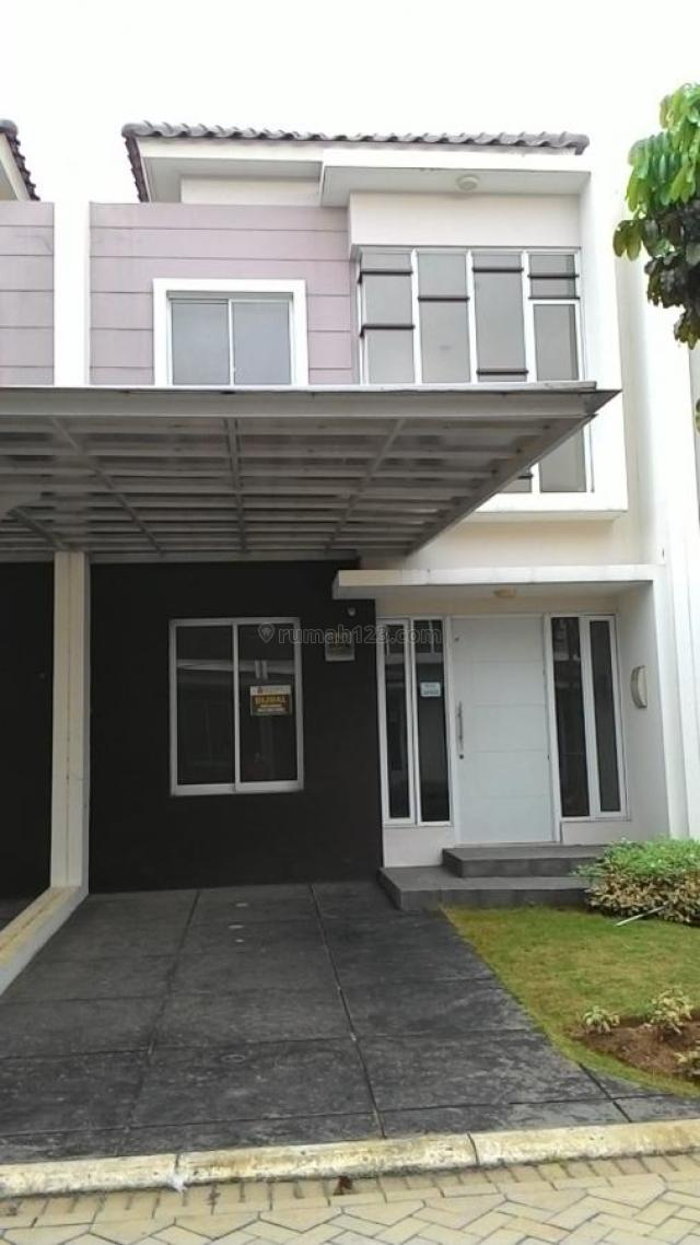 Rumah Amerika Latin, Green Lake City, Jakarta Barat