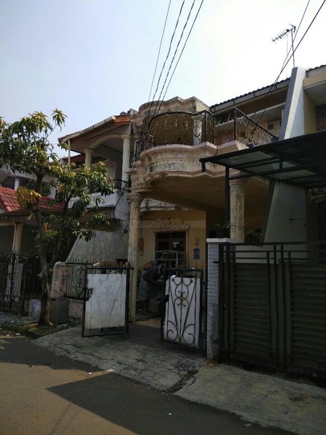 rumah 2 lantai di THB 800jt, Pejuang, Bekasi