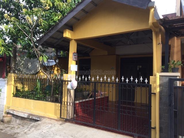 rumah fullfurnish tengah kota Bogor Utara, Bantar Jati, Bogor