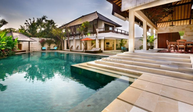 Tropical villa near to the beach, Canggu, Badung