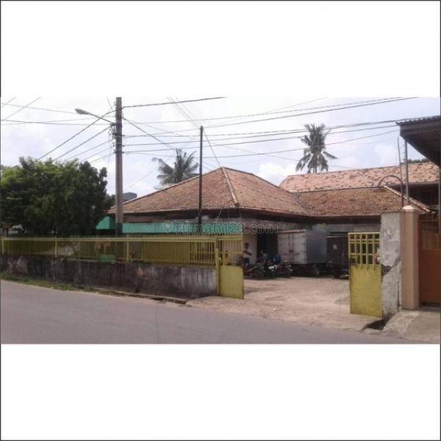 Rumah jl. Mayor Ruslan No. 525, Ilir Timur II, Palembang