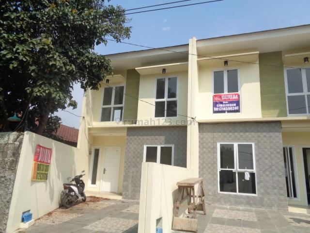 Rumah baru, minimalis di Indraprasta, Indraprasta, Bogor