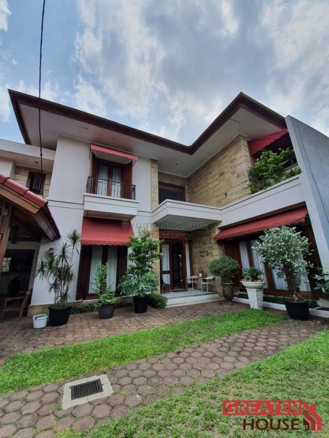 Rumah dijual 2 lantai, 4 kamar hos2624209 | rumah123.com