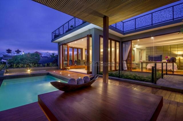 villa luxury full ocean view siap Huni Di ungasan Badung Bali, Ungasan, Badung