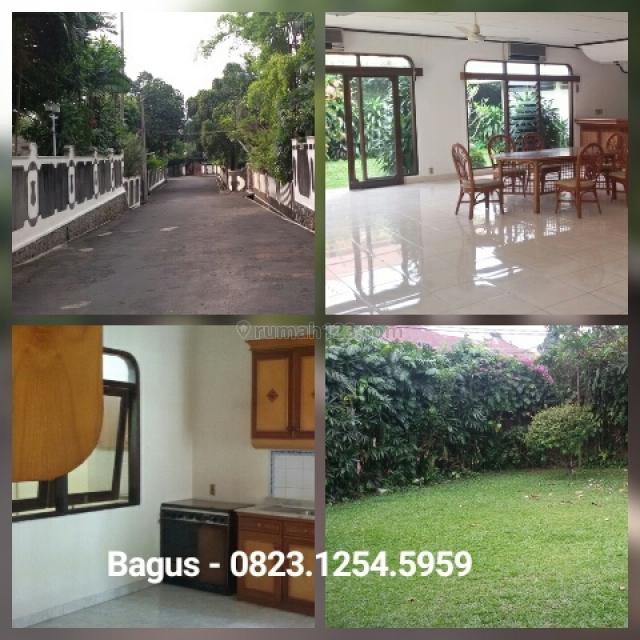Rumah Asri di Kemang, Kemang, Jakarta Selatan