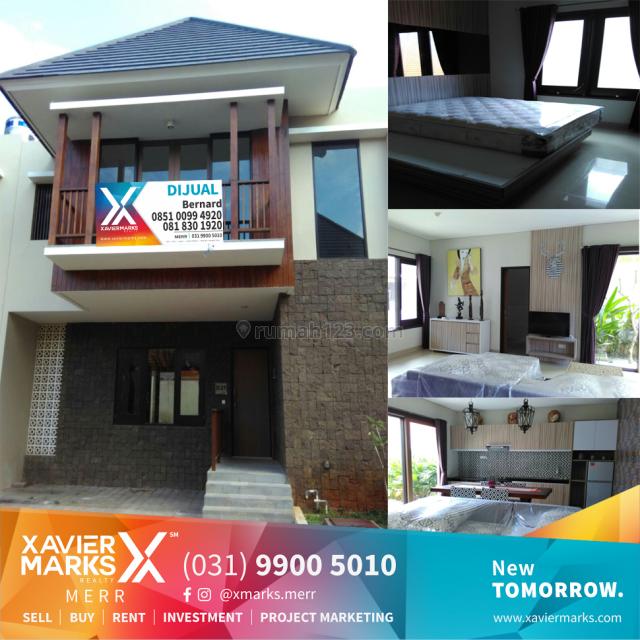 villa new land bali siap huni !, Jimbaran, Badung