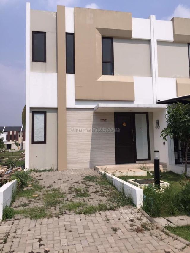 Rumah dijual 2 lantai 4 kamar hos2642785 for Casa jardin daan mogot harga