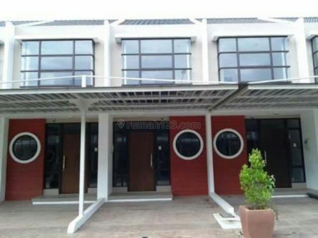 Rumah cantik siap huni murah meriah, Green Lake City, Jakarta Barat