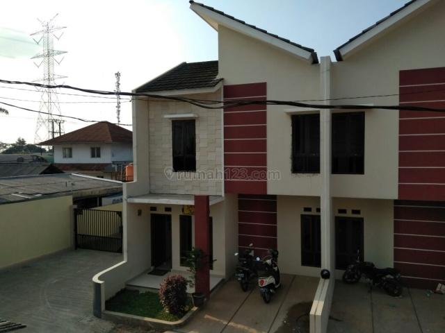 CLUSTER READY STOCK 2 Lantai dekat Pintu TOL Bekasi Timur, Jatimulya, Bekasi