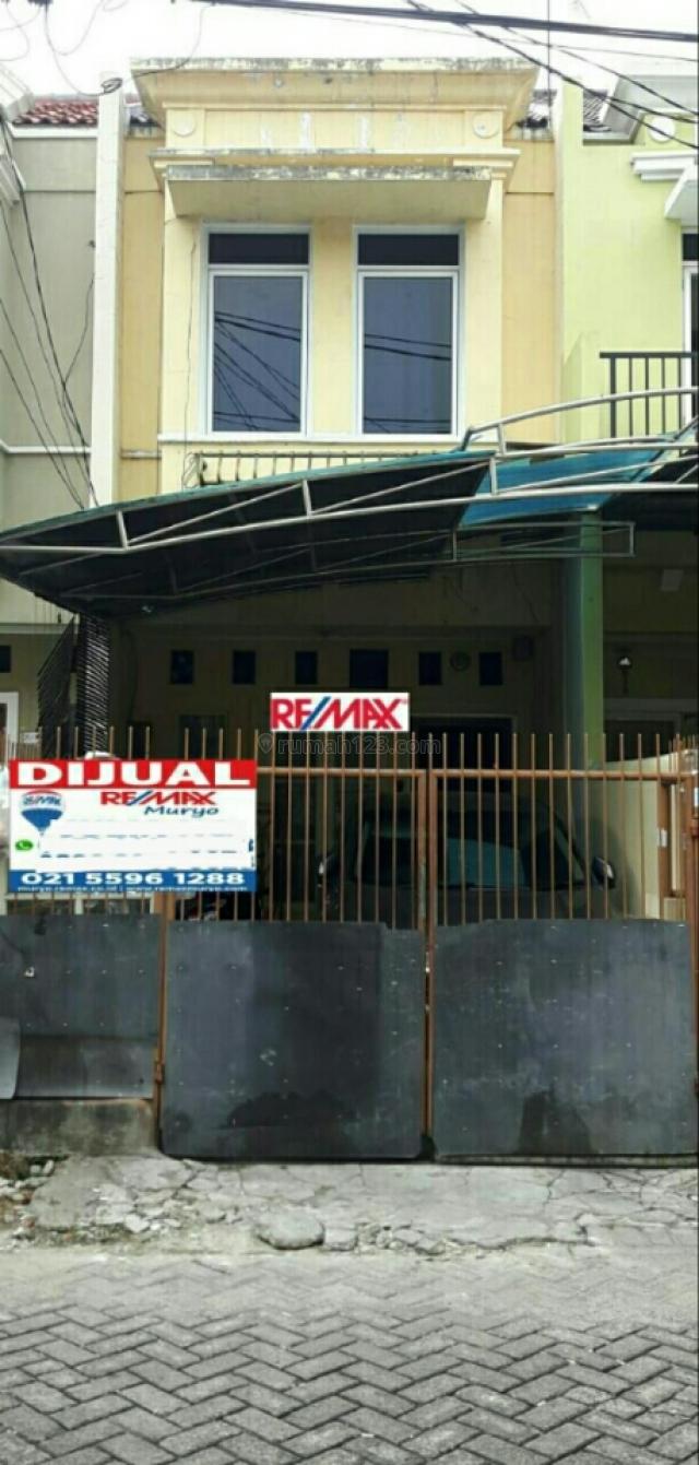 Rumah Dijual Di Taman Palem Jakarta Barat Rumah123com
