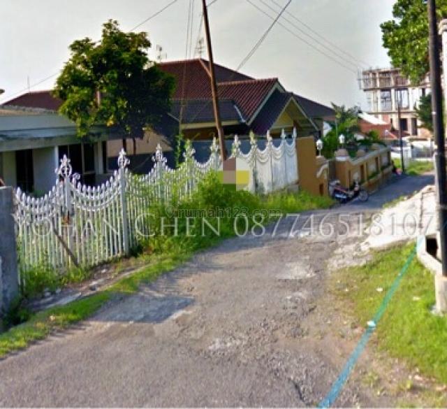 Tanah luas di Sinabung Blkng S2 resto, Sultan Agung, Semarang