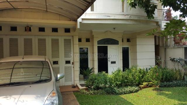 Rumah siap huni di Cilandak Barat Jakarta Selatan, Cilandak, Jakarta Selatan
