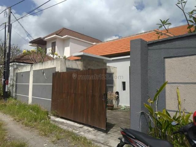 Villa Minimalis siap Huni Di pererenan/canggu Badung Bali, Pererenan, Badung