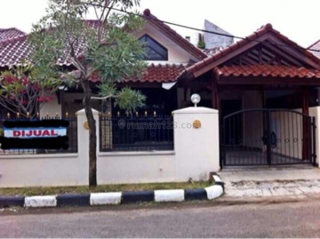 Rumah Murah di Villa Melati Mas BSD Serpong, BSD Villa Melati Mas, Tangerang
