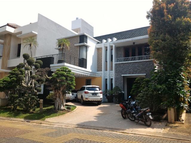 Rumah Dijual Di The Green Bsd Cluster Mirage - Info ...