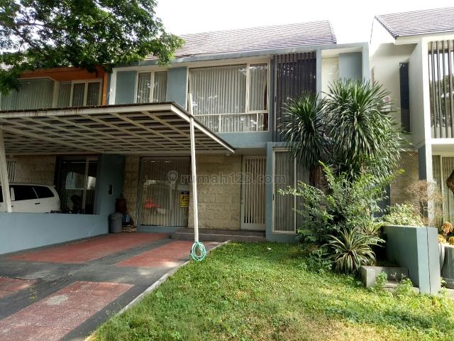 Rumah minimalis full furnish di citraland cluster somerset lt135(9x15) lb150 4kt+1,2km+1 Shm Hdp utara Hrg 75jt/th nego, Citraland, Surabaya