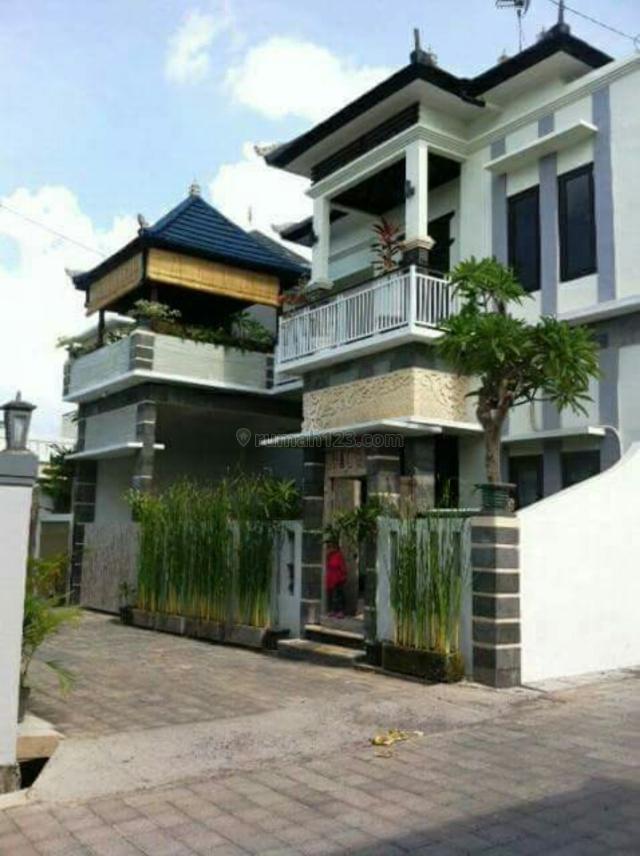 Rumah semi villa siap Huni Di Buduk /Dalung Badung Bali, Dalung, Badung