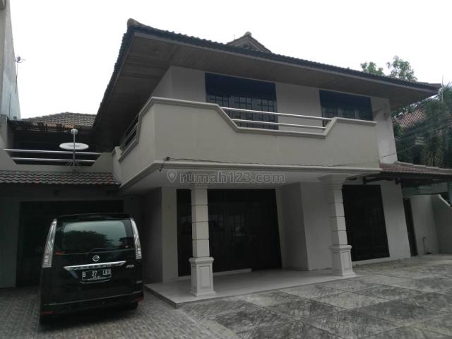 Rumah asri, Palmerah, Jakarta Barat