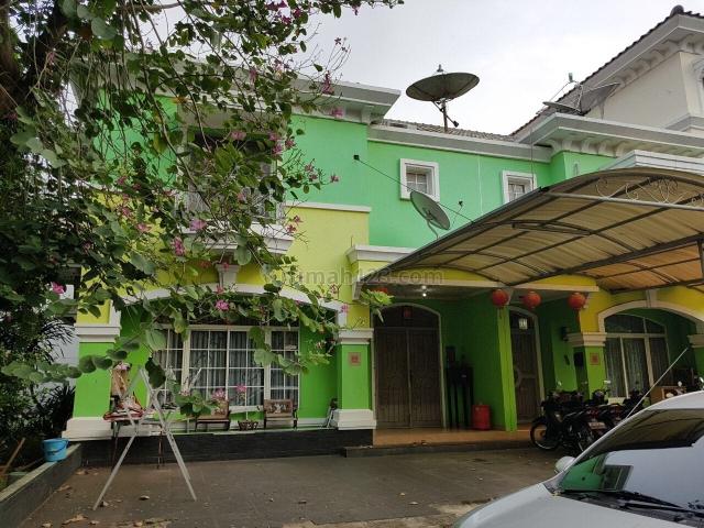 rumah BGM Cluster Kenari PIK, Pantai Indah Kapuk, Jakarta Utara