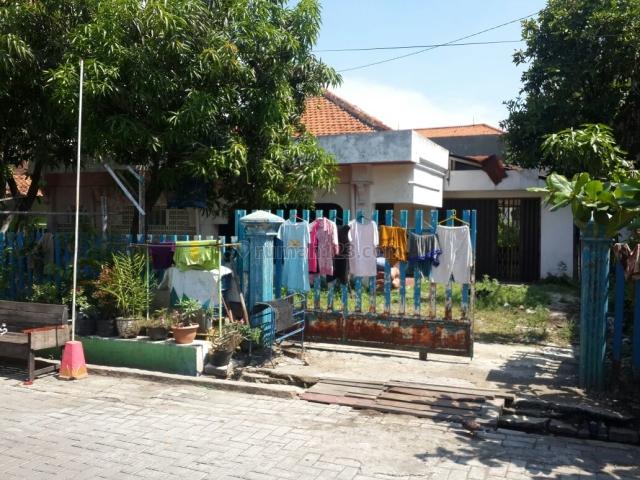 Rumah Lama Di Jl. Damarwulan, Semarang, Karangayu, Semarang