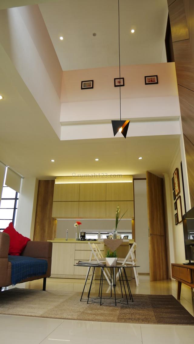Rumah Strategis Tengah Bintaro dekat Mall BXC, Tol dan Stasiun K.A, Sektor 9-Bintaro, Jakarta Selatan