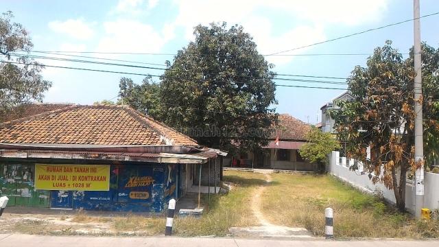 Rumah di Jl. Raya Bangsri Brebes, Bulakamba, Brebes