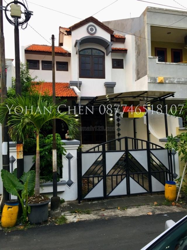 Rumah Nyaman Tengah Kota Smg, Gajahmada, Semarang