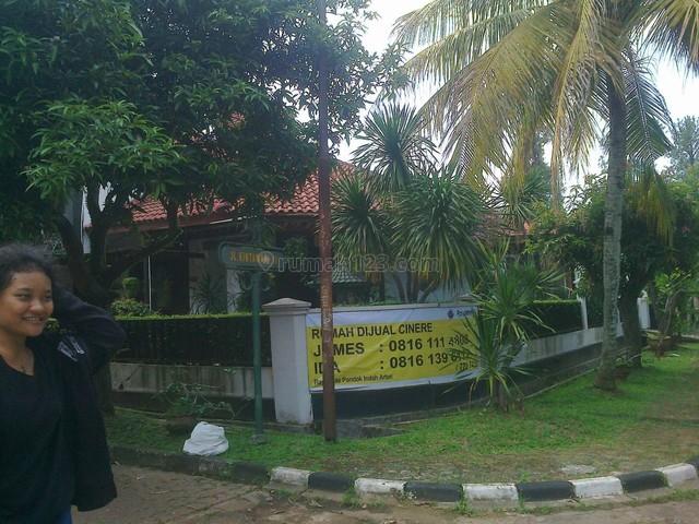 Rumah Bagus Di Graha Cinere II, Cinere, Jakarta Selatan