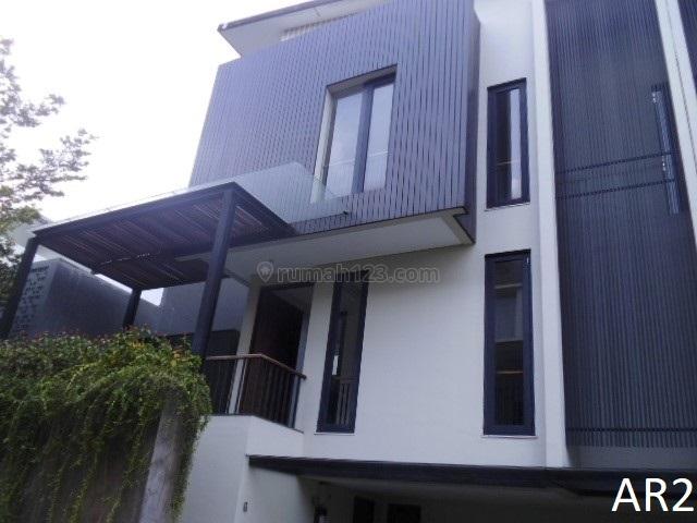 Cozy and Bright Modern House at Cilandak Area -AR2, Cilandak, Jakarta Selatan