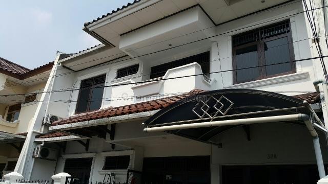 rumah cantik bebas bnjr, Pulo Asem, Jakarta Timur
