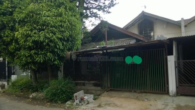 Bintaro 2,Jl.Kenari,LT.250/LB.125,Luas Tnh Besar Harga Miring..!, Bintaro, Tangerang