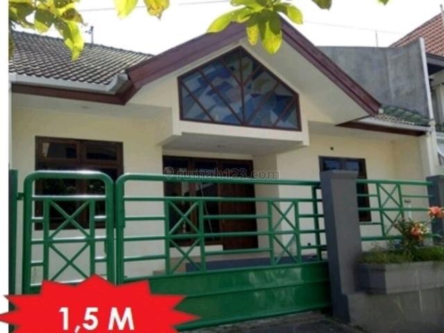 Rumah Bukit Rejeki, Bukit Sari, Semarang