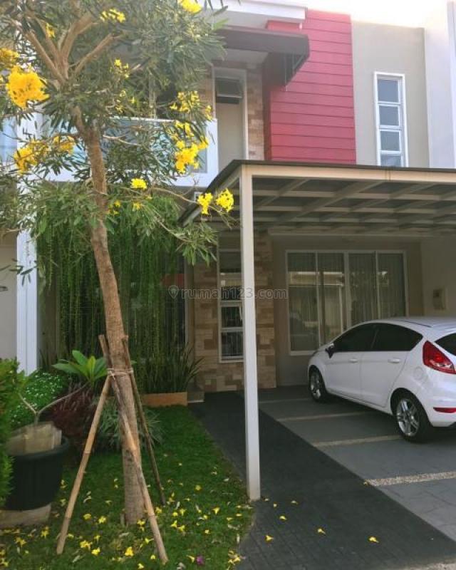 RUMAH GREENLAKE CITY CLUSTER AUSTRALIA FULLYFURNISHED TROPIC STYLE, Kresek, Tangerang