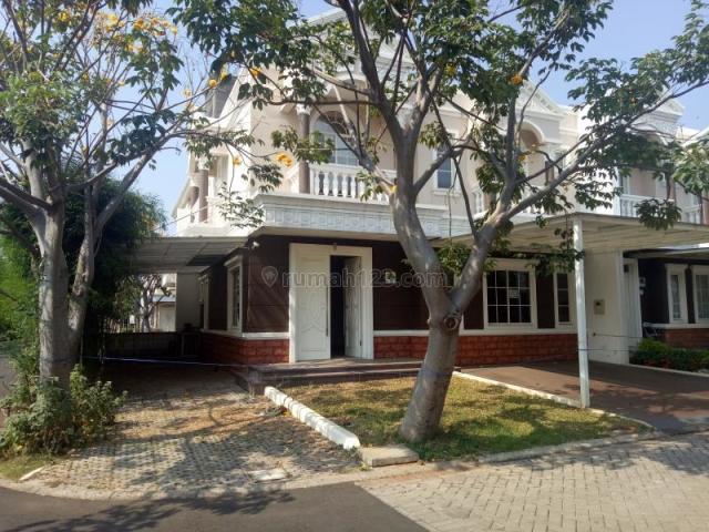 RUMAH GREENLAKE CITY CLUSTER EROPA HOEK SAMPING DANAU MEWAH, Kresek, Tangerang