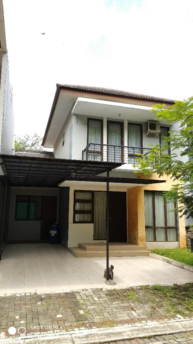 Rumah Green Cove Bagus Siap Huni di BSD, BSD Green Cove, Tangerang