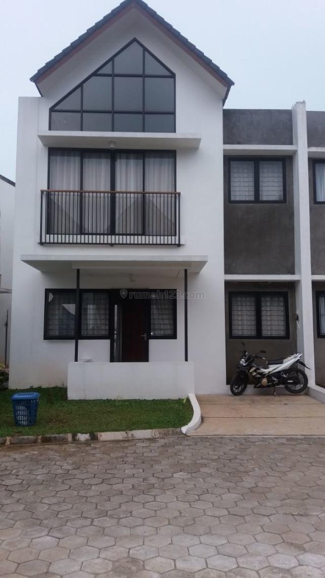 Rumah  siap huni Habitat Residence - wita, Ciater, Tangerang