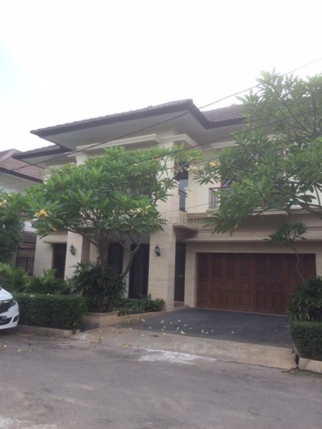 Rumah Mewah dan Nyaman,Good Location Ampera Kemang, Kemang, Jakarta Selatan