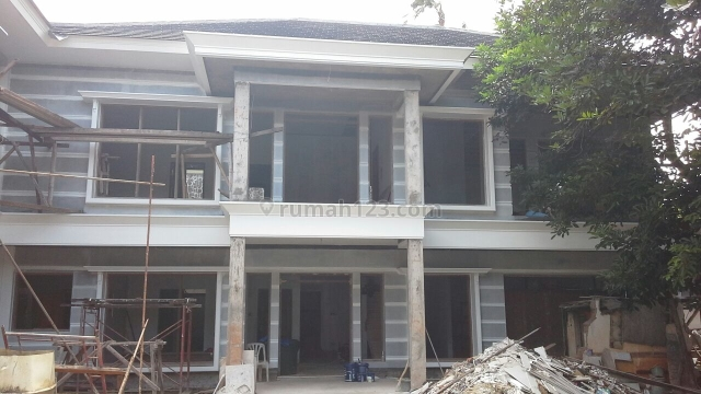 Rumah Baru SUPER Mewah di Kawasan Elit Jl. Bukit Golf, Pondok Indah, Jakarta Selatan, Pondok Indah, Jakarta Selatan