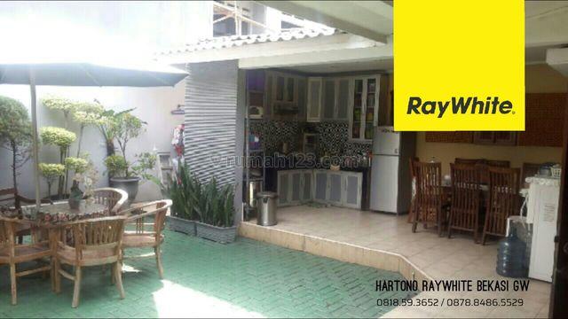 Dijual Cepat rumah depan taman, lokasi nyaman view sangat asri, Grand Wisata, Bekasi