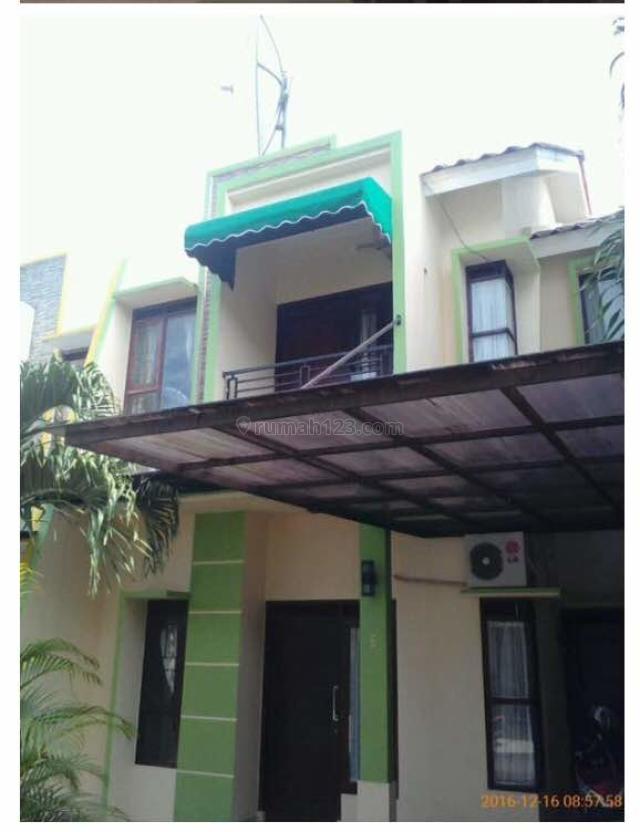 Rumah Minimalis untuk Keluarga Kecil, Jagakarsa, Jakarta Selatan
