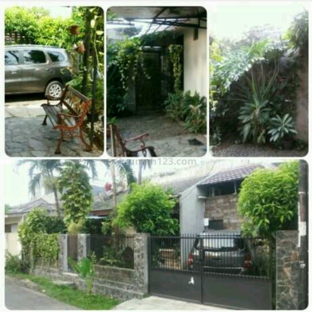 Rumah Siap Huni Di Griya Loka BSD City -di, BSD Griya Loka, Tangerang