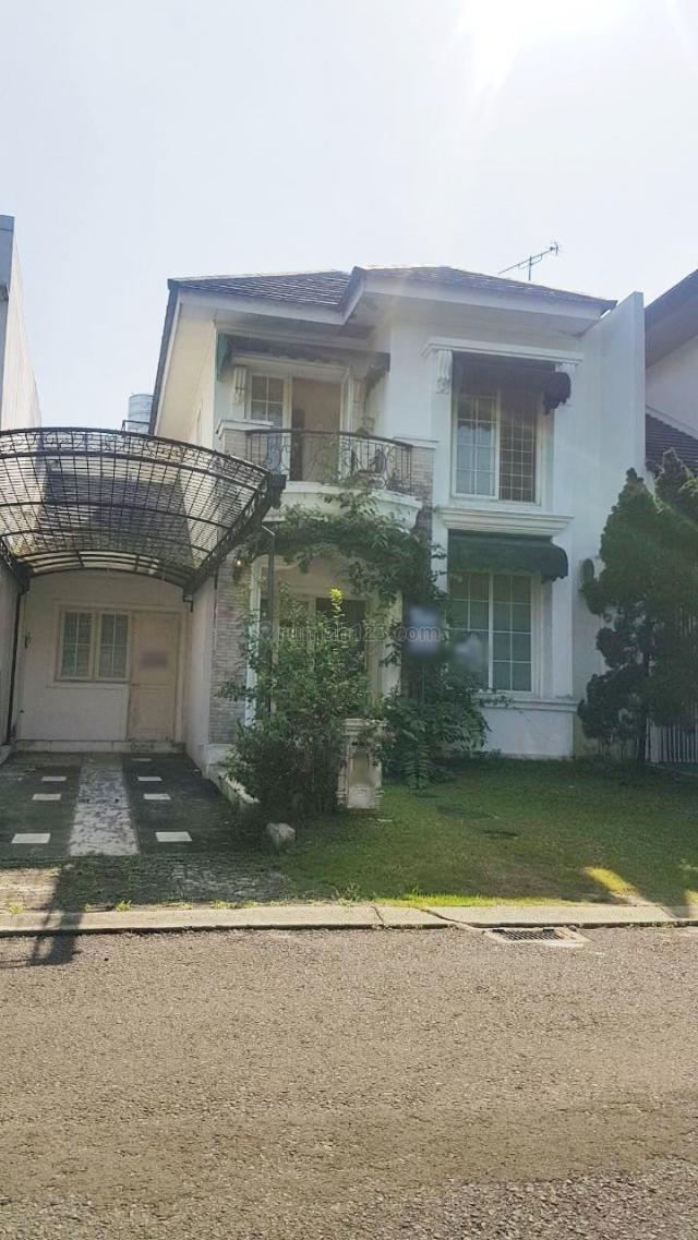 Rumah Desain Minimalis Di Provence Parkland BSD (YL797), BSD Provance Parkland, Tangerang
