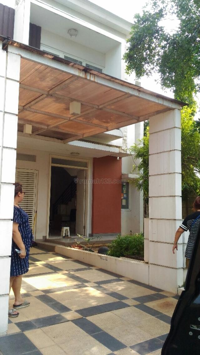 Rumah hook sudah renovasi di Summarecon Bekasi, Summarecon Bekasi, Bekasi