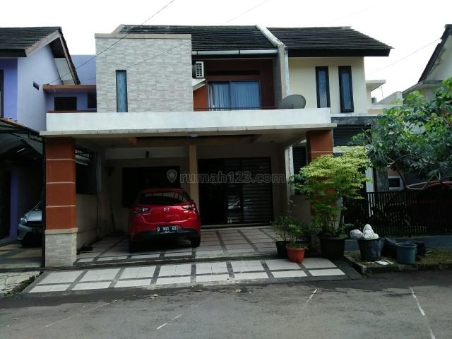 Rumah Di Antapani, Komplek Alam Melati, Antapani, Bandung